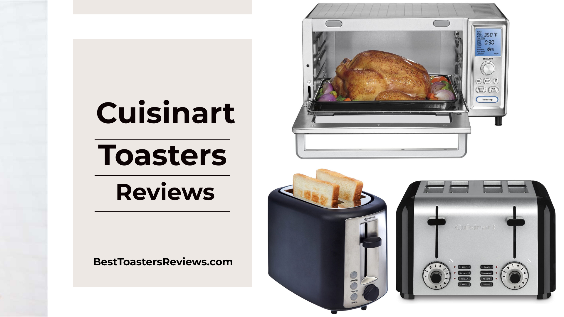 Best Cuisinart Toasters Reviews