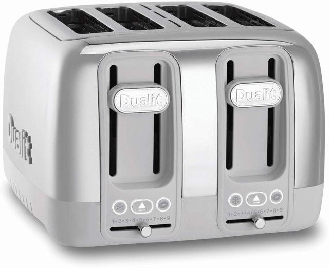 Dualit 46631 Domus 4 Slice Toaster
