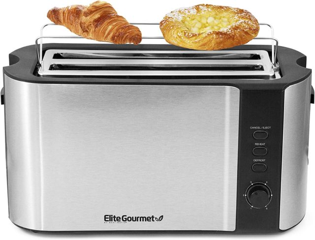 Maxi-Matic ECT-3100 4-Slice Long Toaster